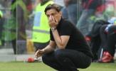 Milan thi đấu phập phù, Montella vẫn có người chống lưng