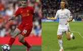 Nóng: Real 'trảm' Modric, mở dường đón Coutinho