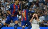 Thẻ đỏ của Ramos khiến Real trả giá đắt