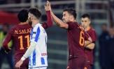 Salah nổ súng, đẩy Pescara xuống Serie B