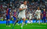 Sút tung lưới Barca, James vẫn bị Real thanh lý