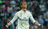 NGHI VẤN: Zidane 'trảm' Cristiano Ronaldo?