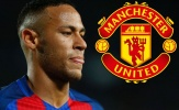 NÓNG: Neymar 'mở cửa' cho Chelsea, Man Utd?