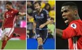 Xabi Alonso, Pirlo và những Quarterbacks 'đỉnh' nhất thế giới bóng đá