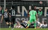 Hòa Atalanta, Juventus lần đầu chơi tệ trước thềm CL