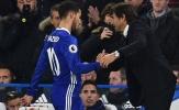 Nóng: Conte bóng gió xác nhận Hazard sẽ rời Chelsea