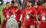 Điểm tin sáng 30/04: Bayern vô địch Bundesliga; Sunderland chính thức rớt hạng