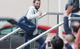 Mata bất ngờ tái xuất trước giờ đấu với Swansea