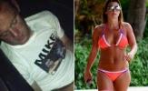 Rooney bắt sóng với gái lạ khi vợ vắng nhà