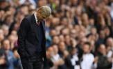 HLV Wenger bỏ họp báo, khẳng định Arsenal cần vô địch, không cần hơn Tottenham