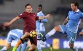 Totti bất lực, Roma đếm ngày trao cúp cho Juventus
