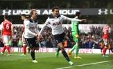 TRỰC TIẾP Tottenham Hotspur 2-0 Arsenal: Kết thúc