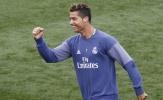 Ronaldo đã sẵn sàng cho những khoảnh khắc lịch sử
