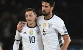 Danh sách tuyển Đức dự CONFED CUP 2017:  Vắng bóng sao bự