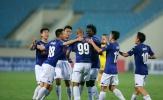 Hà Nội FC thiệt quân nặng nề trong giai đoạn chuẩn bị cho lượt về