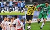 Vòng đấu khép lại Bundesliga 2016/17: Ba cuộc chiến, hai số phận