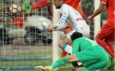 Hủy diệt Fiorentina, nhưng Napoli vẫn chưa thể vượt qua Roma