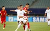Bỏ lỡ hai cơ hội mười mươi, U20 Việt Nam chấp nhận trận hòa đầu tay