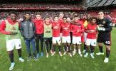 Vòng 38 NHA & Những thống kê ấn tượng: 'Những đứa trẻ' của Mourinho