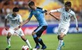 Chiến thắng đẳng cấp, U20 Uruguay mới là ứng cử viên số 1 cho ngôi vô địch
