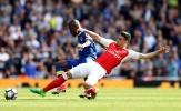Hàng thủ Arsenal lại 'tan hoang' trước đại chiến Chelsea