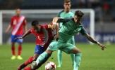 U.20 Costa Rica 1-1 U.20 Bồ Đào Nha (World Cup U.20 - 2017)