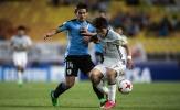 U20 Uruguay biến U20 Nhật Bản thành con 'rối'