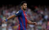 Luis Suarez nghỉ Hè sớm do dính chấn thương
