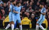Những bàn thắng hay nhất mùa của Man City
