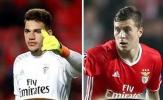 NÓNG: Vô địch Europa League, M.U cho nổ 2 'bom tấn'