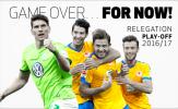 Play-off Bundesliga: Derby sinh tử