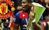 Tất cả 15 bàn thắng và kiến tạo của Paul Pogba cho Man Utd