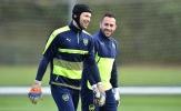 Chung kết FA Cup: Wenger chọn xong người bắt chính
