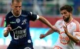 Lượt đi play-off trụ hạng Ligue 1: Lorient thua đau Troyes