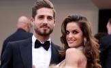 Sao PSG cùng bạn gái bốc lửa 'sải bước' ở Cannes 2017