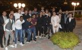 Totti mời cả đội Roma ăn tối kỷ niệm, trừ Spalletti