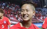 'Messi Hàn Quốc' kiên định trước cám dỗ châu Âu