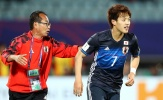 Ritsu Doan làm lu mờ U20 Italia sau cú đúp hoàn hảo