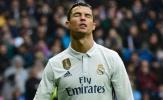 Ronaldo lỡ cơ hội trở lại Anh cuối tuần này