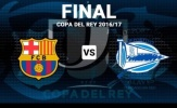 TRỰC TIẾP Barcelona vs Alaves: Đội hình xuất phát
