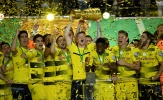 Dortmund chính thức chấm dứt cơn khát danh hiệu kéo dài 5 năm