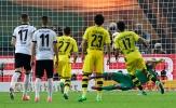 Sút pen thành công, Aubameyang đưa Dortmund đến với danh hiệu đầu tiên sau 5 mùa giải