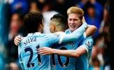 Bất ngờ với 'Cầu thủ hay nhất' Man City mùa 2016/17