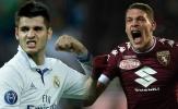 Montella công khai xin Milan tiền mua Belotti và Morata
