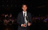 Vượt Kante, Hazard giành giải thưởng Cầu thủ xuất sắc nhất Chelsea