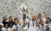 Real Madrid - Man Utd tạo nên trận cầu trong mơ ở Siêu cúp châu Âu