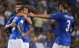 'Hành xác' Liechtenstein, Italia sẵn sàng quyết chiến Tây Ban Nha