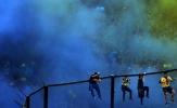 Chùm ảnh: CĐV Boca Juniors ăn mừng như Hooligans trong ngày vô địch