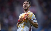Chùm ảnh: Saul lại mở điểm, U21 Tây Ban Nha chứng minh thực lực
