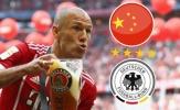 Giải đấu Đức gây sốc, mời CLB Trung Quốc gia nhập